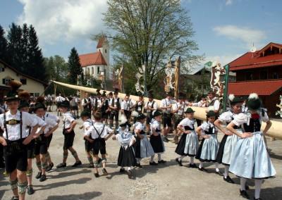 Trachtennachwuchs Maitanz GTEV Hochries-Samerberg Grainbach