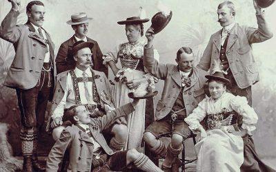 120 Jahre GTEV Hochries-Samerberg – Bildband mit 300 Seiten